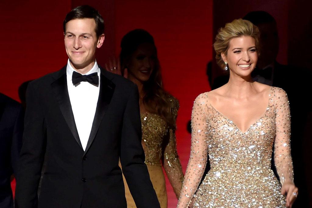 Ivanka Trump Made A Romantic Inaugural Ball Fashion Statement Evesham Nj News