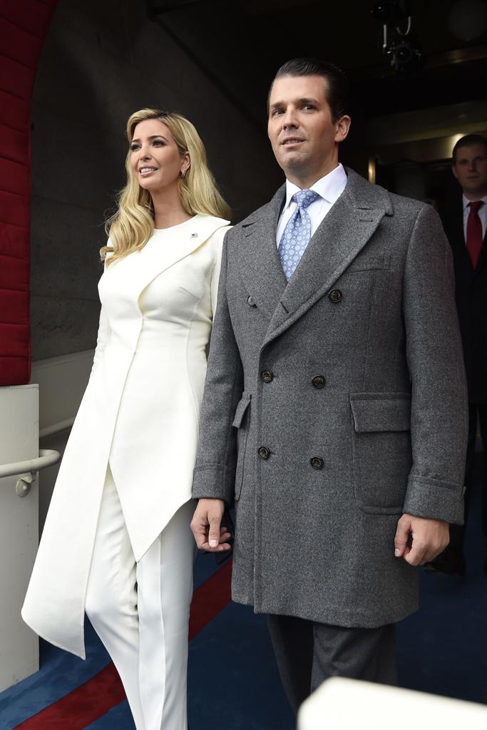 Ivanka Trump Inauguration