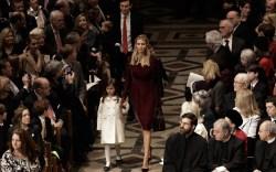 Ivanka Trump's National Prayer Service Style