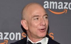 Jeff Bezos Amazon Trump Ban
