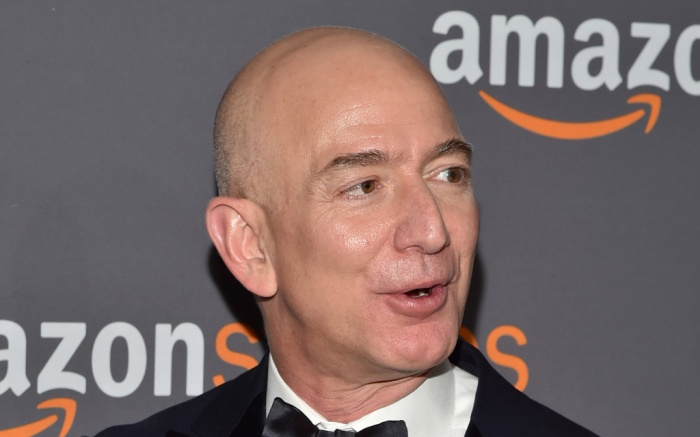 Jeff Bezos Amazon Trump Ban