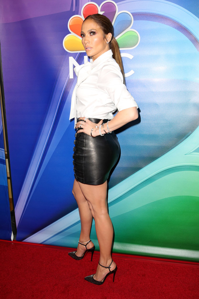 jennifer lopez shades of blue TCA