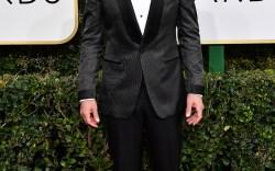 Justin Timberlake Statement Shoe Style