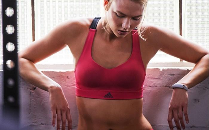 Karlie Kloss & Adidas Training Tips