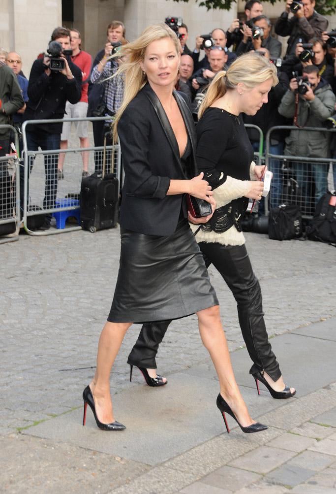 Kate Moss Shoe Style