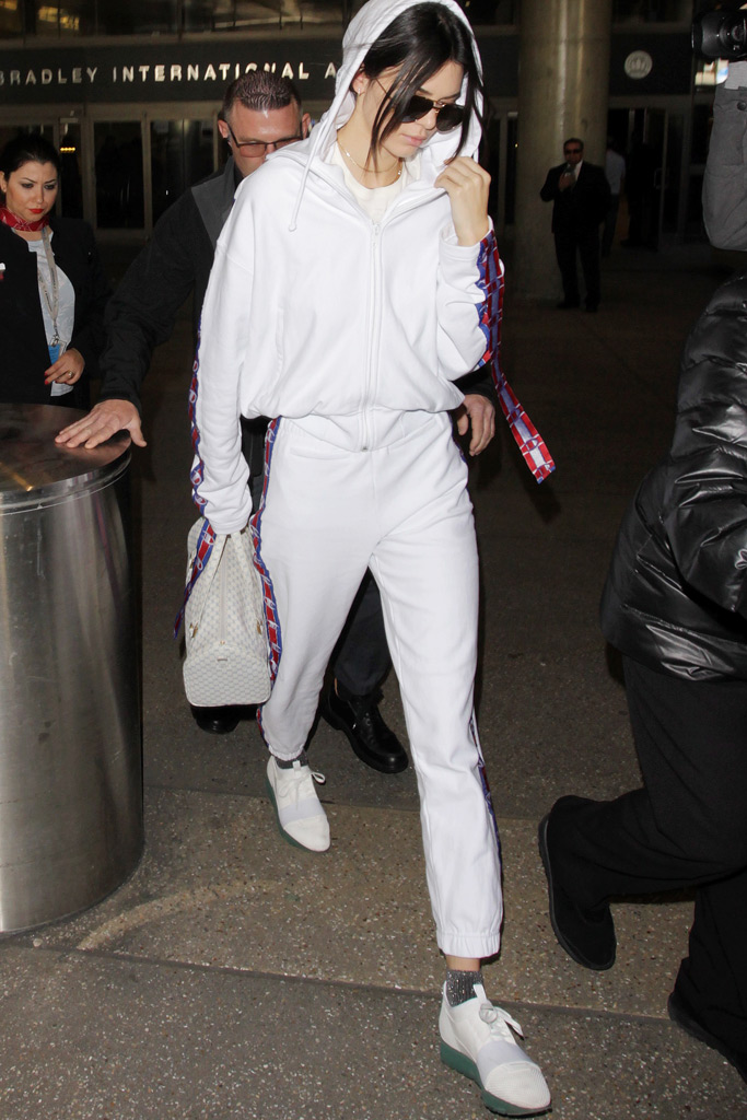 Kendall Jenner Paris Style