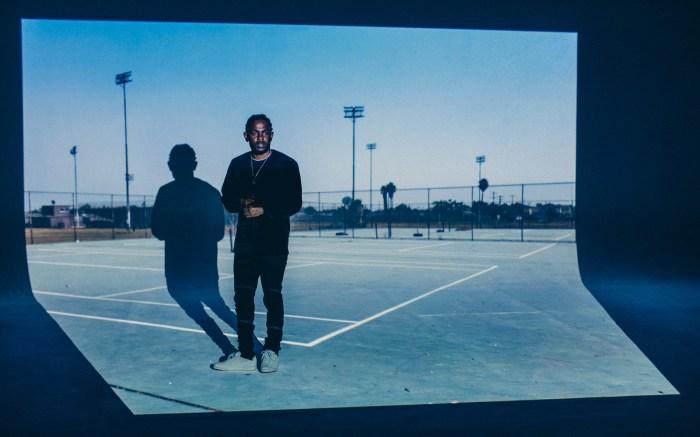 Reebok campaign Kendrick Lamar