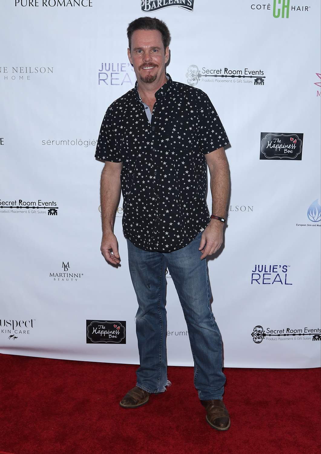 Kevin Dillon at a pre-Golden Globes gifting suite presented by Secret Room Events at SLS Hotel in Beverly Hills, Calif.