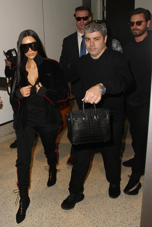 Kim Kardashian West Dubai