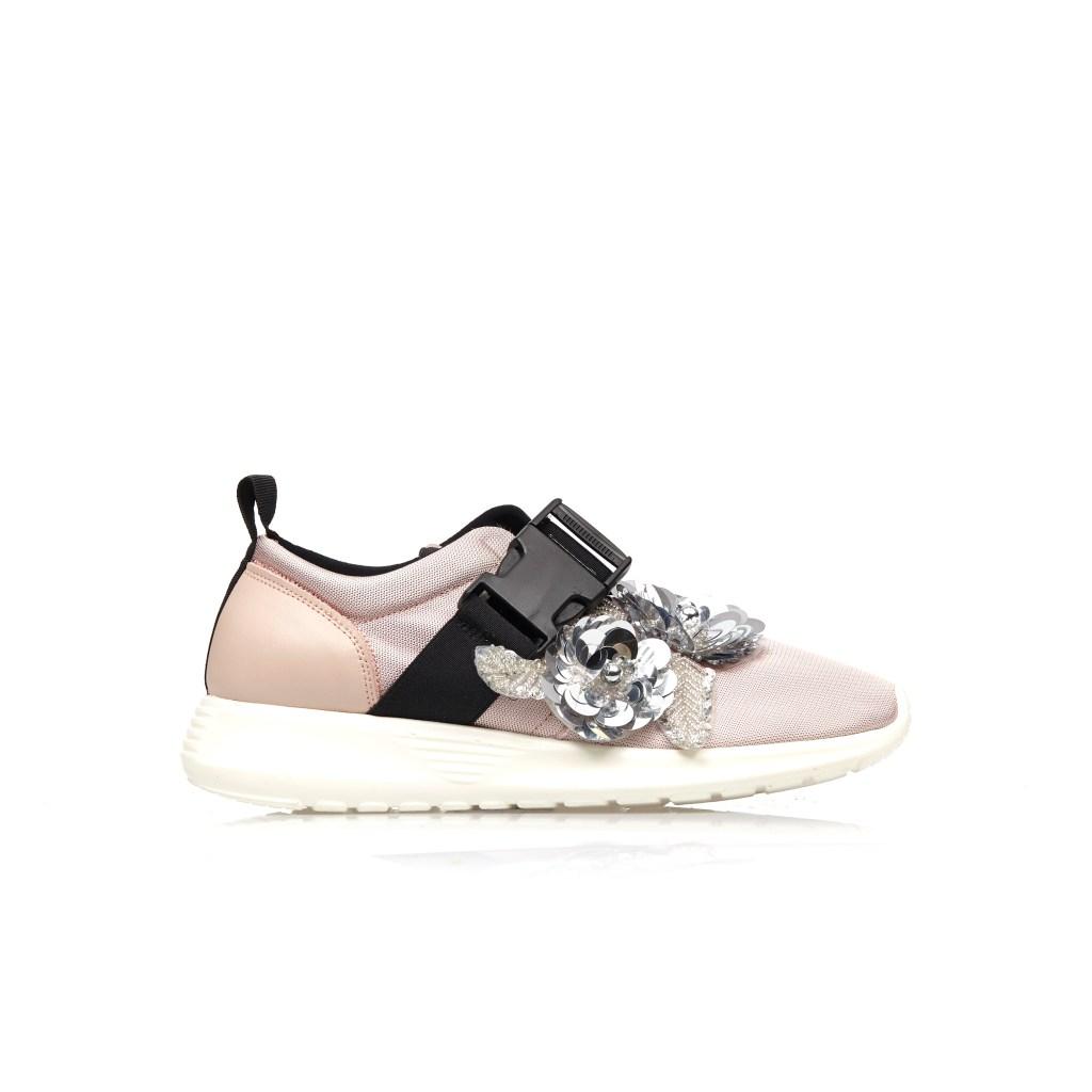 Kurt Geiger Spring 2017 sneakers