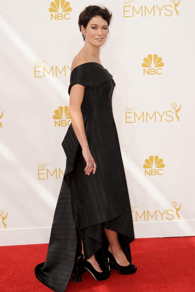 Lena Headey Emmy Awards
