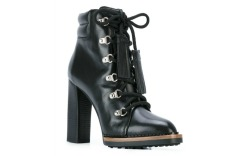 Tod's lace-up boots.