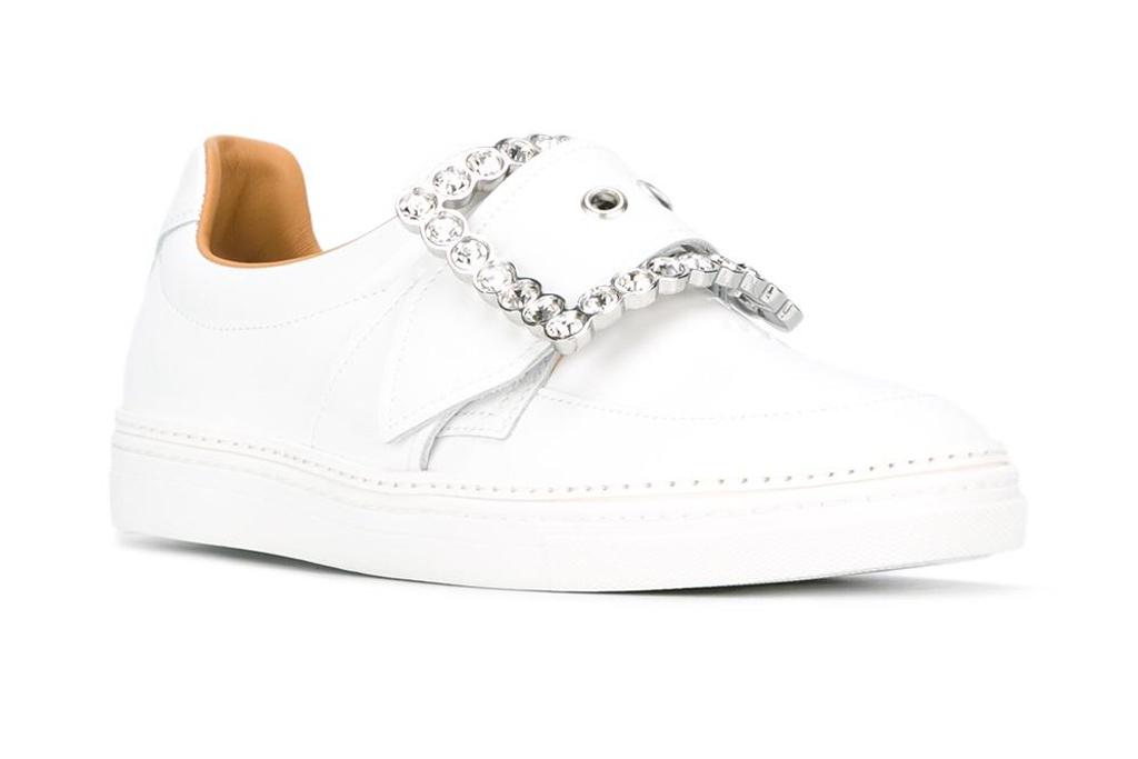 Maison Margiela Buckle Sneakers