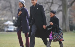 Malia Obama's Style and Shoes Over the Years