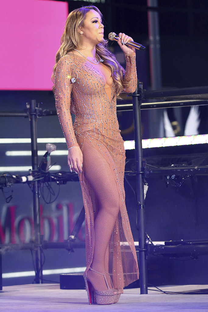 Mariah Carey New Year's Eve