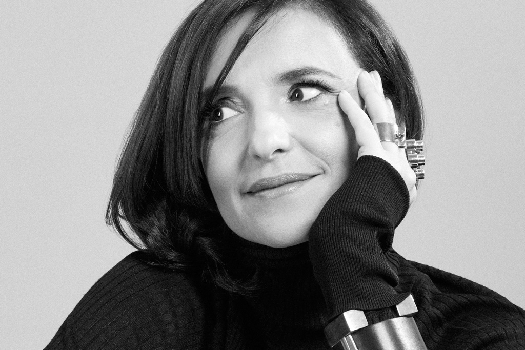 Mercedes Castillo designer portrait