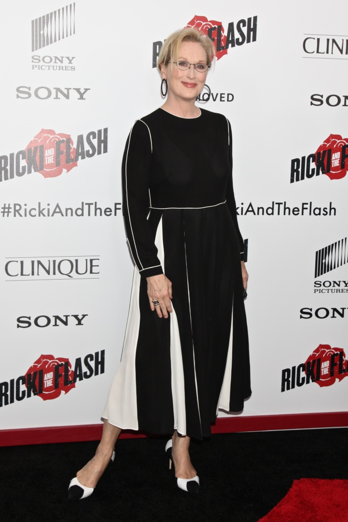 5 Times Meryl Streep Made a Statement With Her Shoes