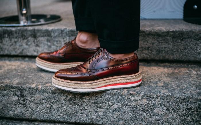 Street Style at Milan Men's Fashion Week