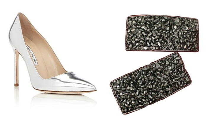 Decorative Clips to Match Basic Shoe Styles