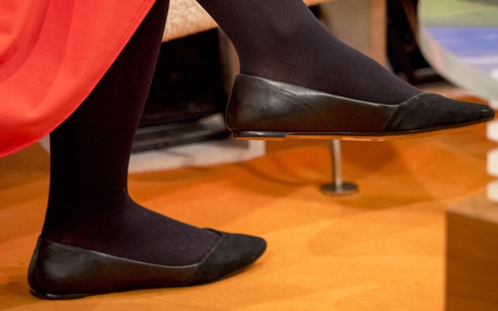 Nicola Thorp Heels Parliament