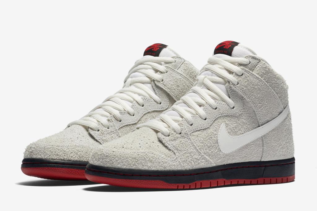 Black Sheep x Nike Dunk High SB