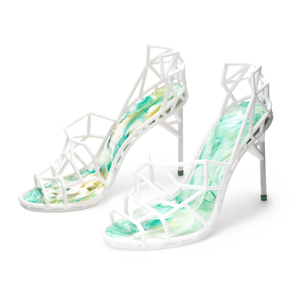 A Walk of Art: Visionary Shoes Exhibit NYC