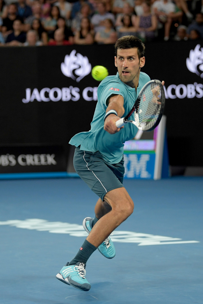 Novak Djokovic Australian Open Shoes