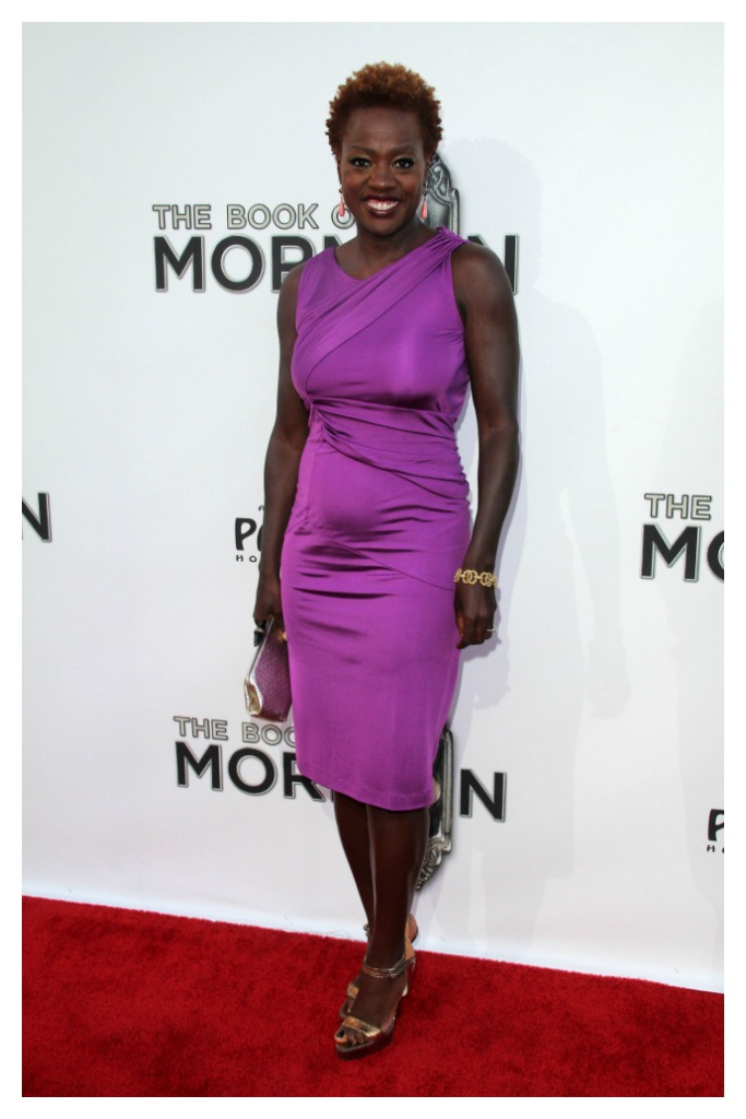 Viola Davis in 2012.