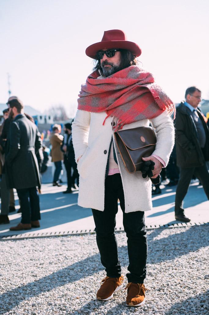 Pitti Uomo Florence Street Style