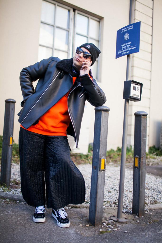 Street Style Pitti Uomo