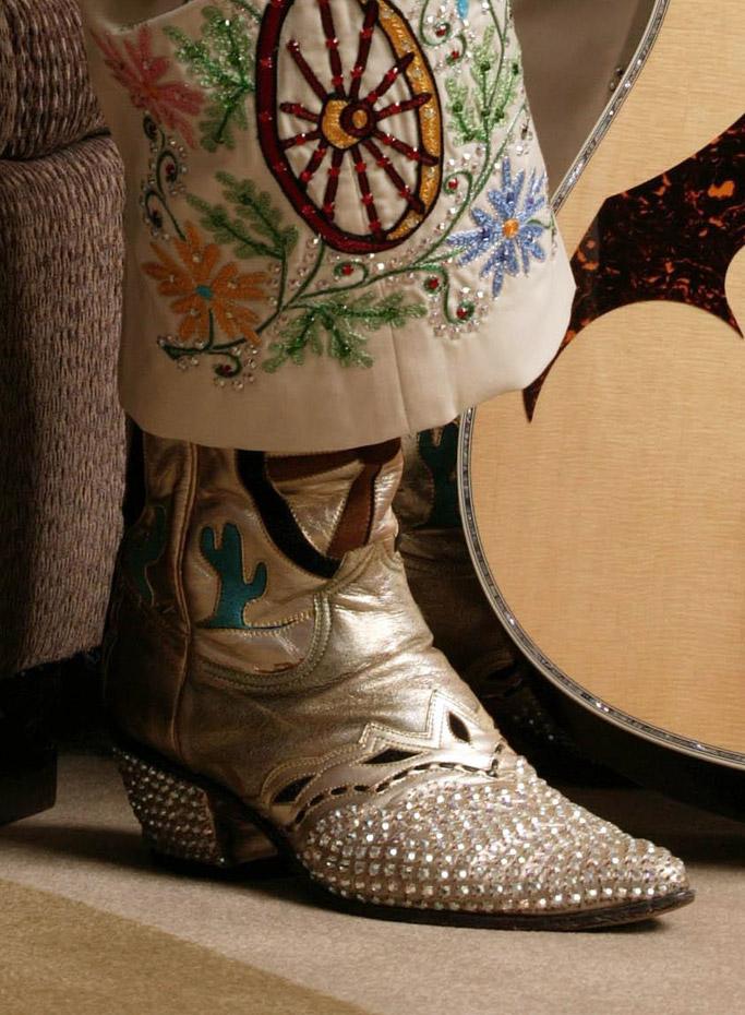 Porter Wagoner boots