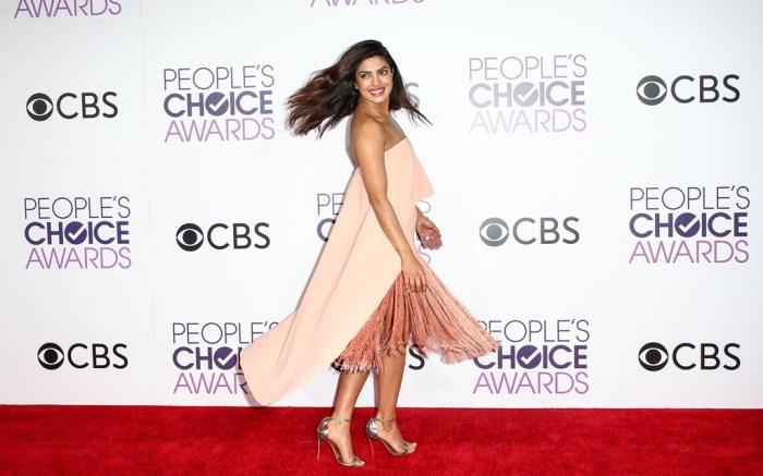 Priyanka Chopra at People's Choice Awards