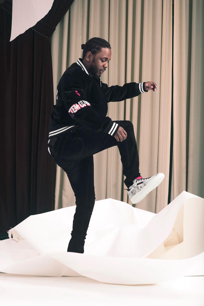 Reebok Classic x Kendrick Lamar Club C