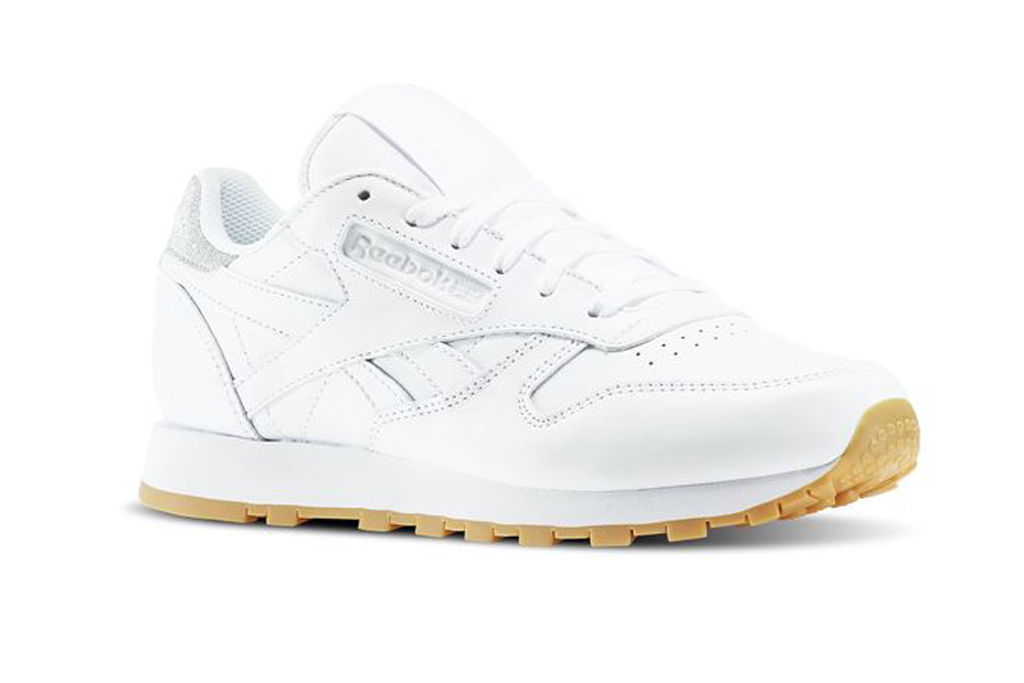 Reebok Classic Women's Leather Sneakers