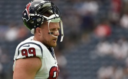 NFL Star J.J. Watt's New Reebok