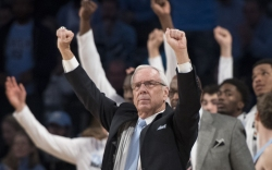 UNC Coach Roy Williams Gets Jordan