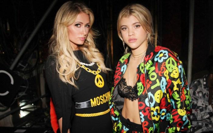 Celebrities Front Row at Milan Fashion Week Fall 2017