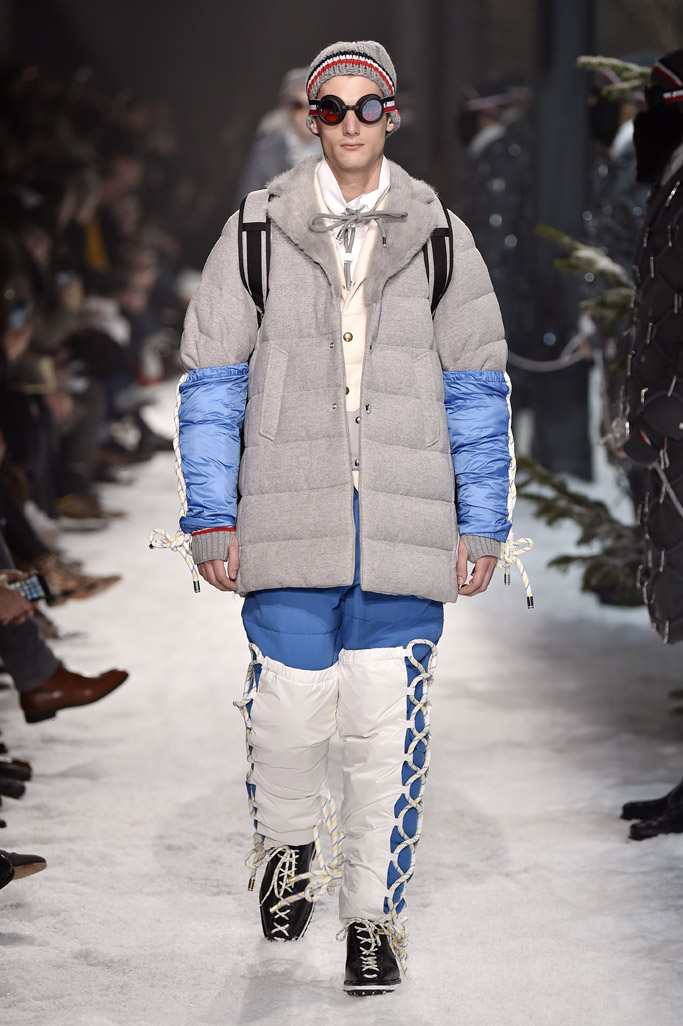 Moncler fall '17 collection