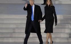 Donald Trump's Pre-Inaugural Celebration