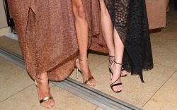 Kendall Jenner's Sultry Sandal Style