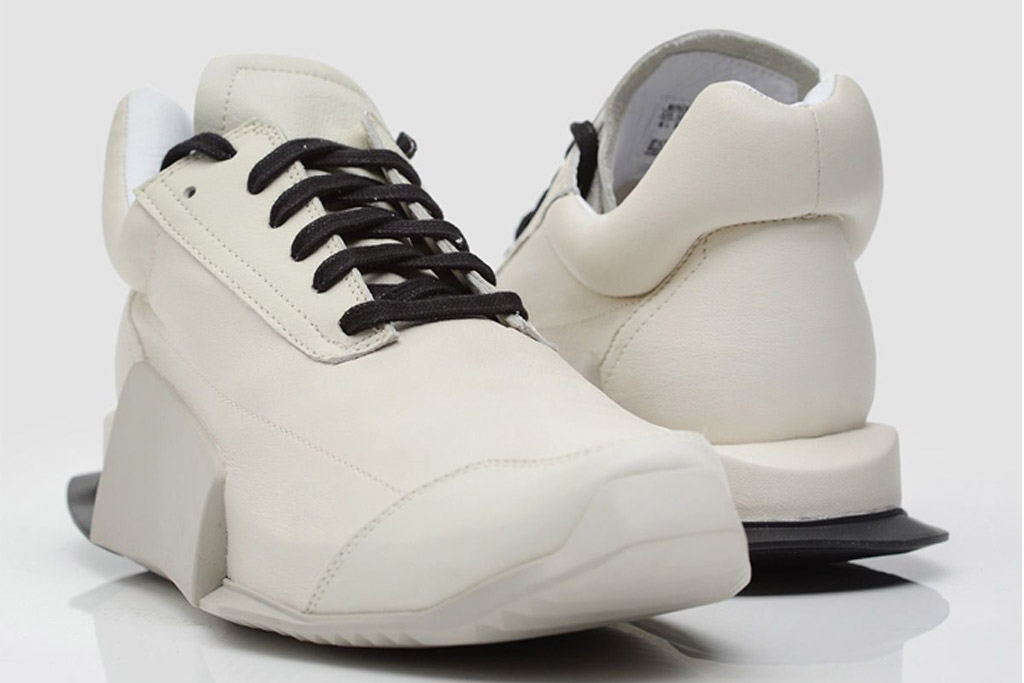 Rick Owens x Adidas Level Runner Low