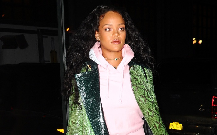 Rihanna Style New York