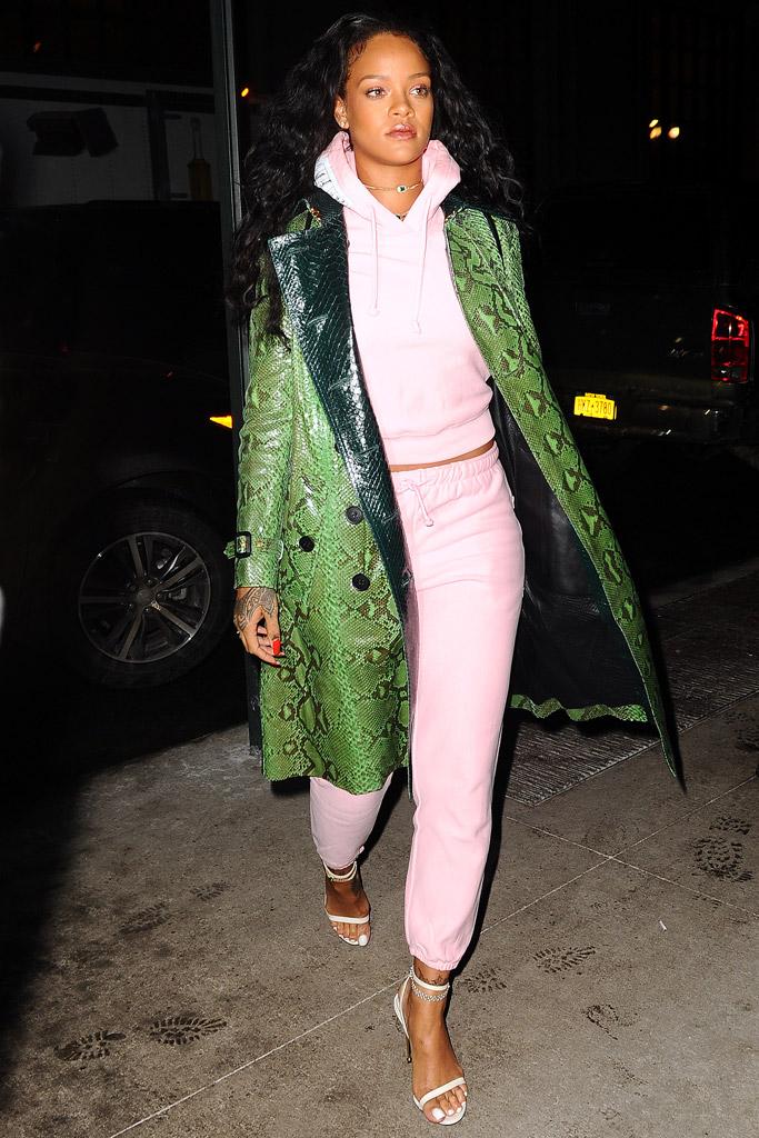 Rihanna Tom Ford Shoes