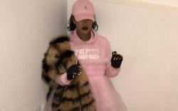 Rihanna Women's March