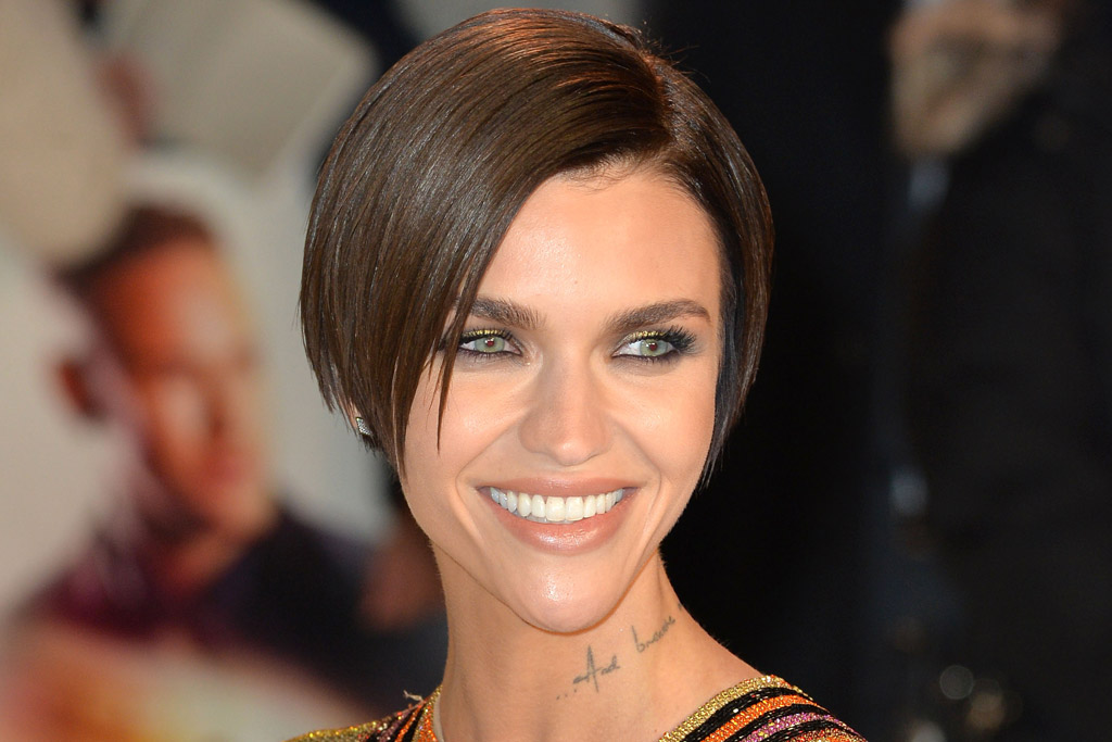 Ruby Rose Shows She Can Pull Off Any Type Of Shoe Style