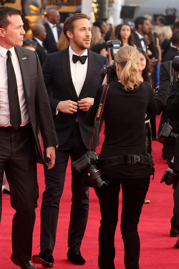 Ryan Gosling SAG Awards 2017