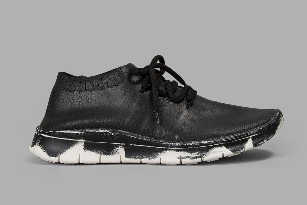 Maison Margiela Men's Black Sneakers