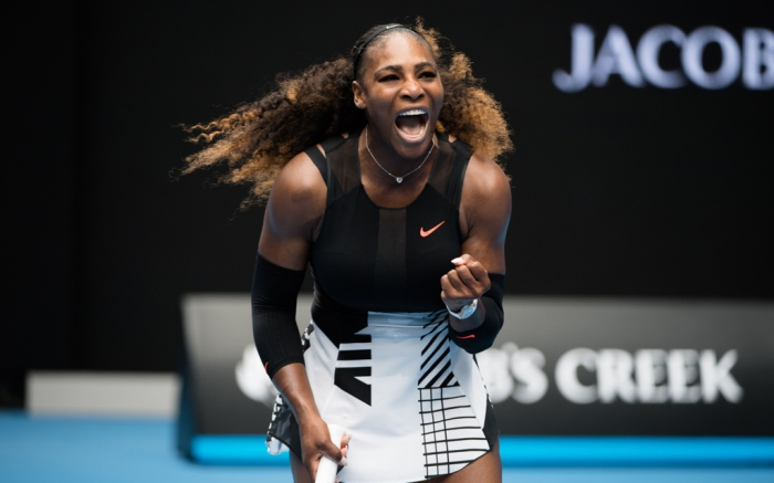 Serena Williams Australian Open Shoes