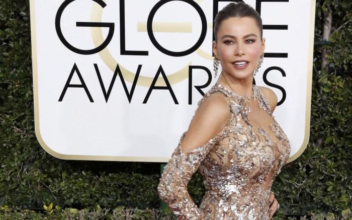 Sofia Vergara Golden Globes