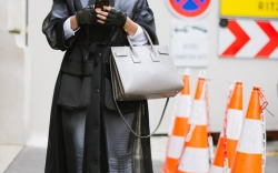 Haute Couture Fashion Week Street Style